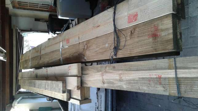 Wudpecker: Treated Pine Rafters 4 sale Mitchell's Plain - image 6