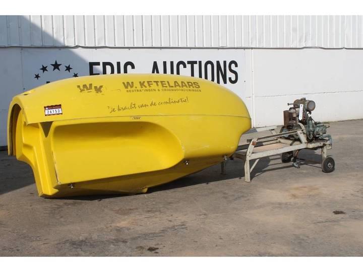 Watertank  Met Pomp