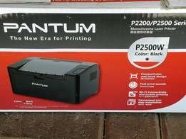 Pantium wireless mono laser printer