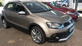 2015 Volkswagen Polo Cross
