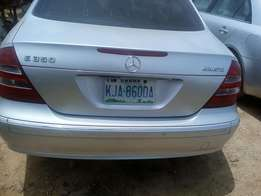 Used Mercedes benz 2006 model