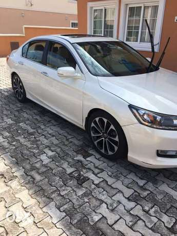Not Registered Clean 2013 Honda Accord. (THUMBSTART) Lekki - image 7