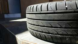 Mags and tyres set for sale