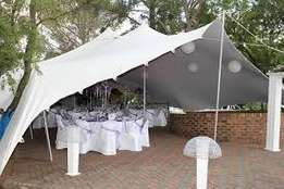 Stretch Tent Sales and Event Decor