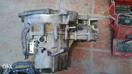 Opel 200ts F28 gearbox with lsd