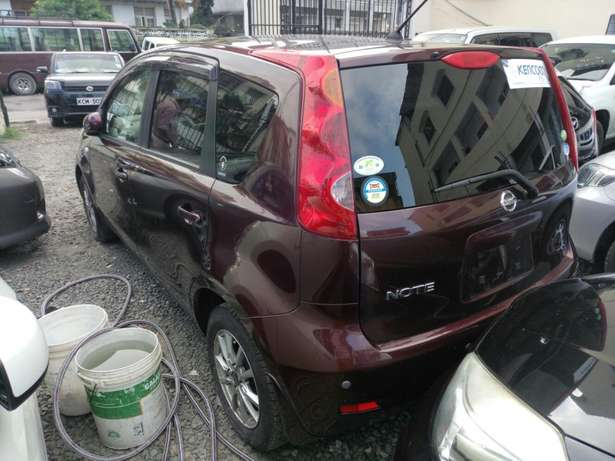 Nissan note Winered Mombasa Island - image 5