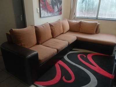 promo code 26d90 b5372 7 SEATER CORNER COUCH FOR SALE! (R6300 negotiable)