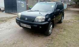 Nissan X trail KBS Black
