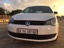 In A Great Condition 2012 VW Polo Vivo With Full Service History