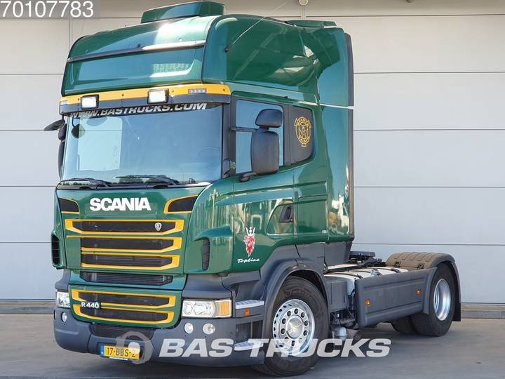 Scania R440 4X2 Retarder Hydraulik Standklima Euro 6 - 2013