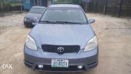 Toyota matrix neat no work to do buy and drive Home
