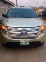 Clean Ford Explorer (2012) MyCarsNow