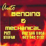Auto bending &mechanical