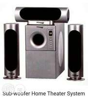 Hisonic Sub-woofer Home Theater System