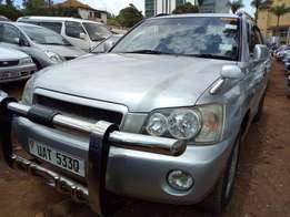 A Toyota Kruger, 2003model , 2.4ccs on sale