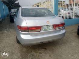 Honda Accord locally used 2004model for Sale