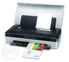 New HP Officejet 100 Mobile Printer