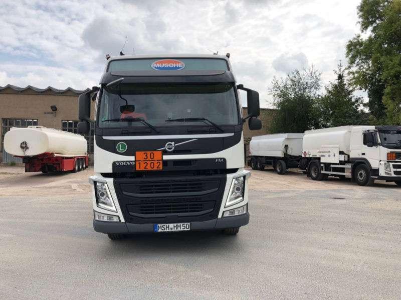 Volvo FM 410 Tankwagen ADR A3 Addi/Oben&Untenbefüllung - 2014 - image 3