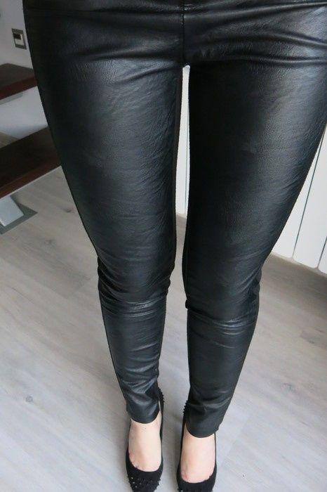 czarne rurki xxx