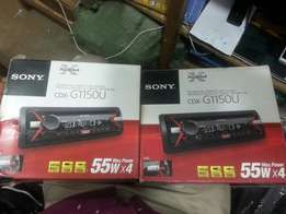 Sony Originals for all cars & for durability.