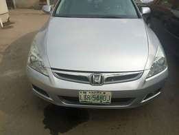 Honda Accord 2005 model