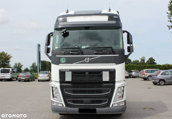 Volvo FH 4x2 500 KM MEDIUM - 2016