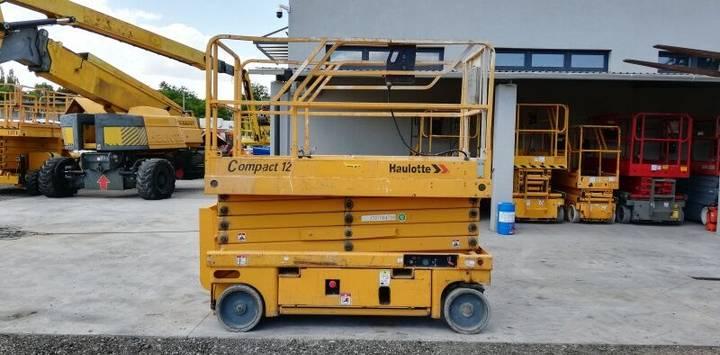 Haulotte Compact 12 - 12m, electric - 2005
