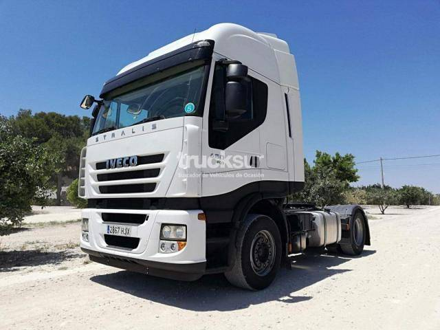 Iveco Stralis AS440S46T/P - 2011
