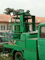 Tokunbo Benz truck attached with Generator