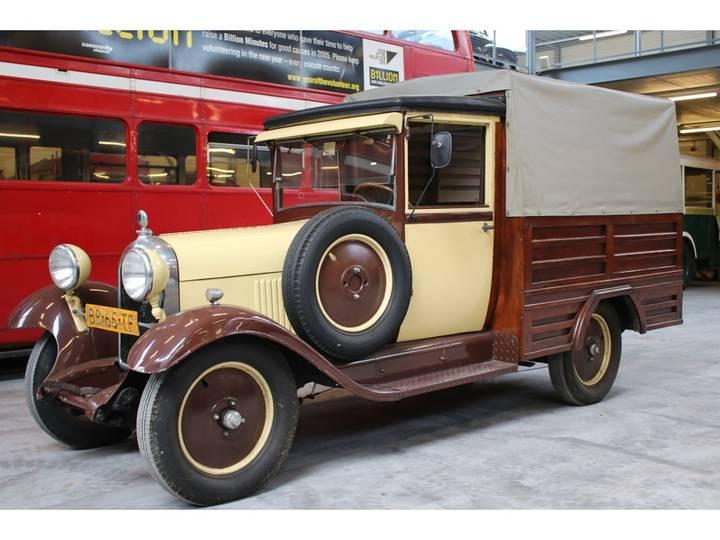 Citroën B14 - 1927
