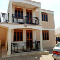self contained apartment double for rent in kisasi at 350k