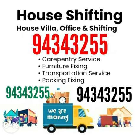Movers House Shifting office Shifting Labour