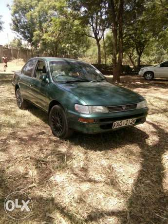Clean Toyota 100 (automatic gear) for sale. Karatina - image 1
