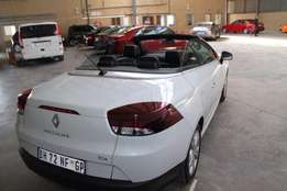 2013 Renault megane Convertible,2 years mechanical warranty,excellent