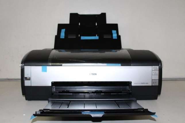 Epson A3 1410 Printer 6 color inkjet for Large Photos, Posters, Docs Nairobi CBD - image 4