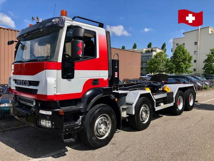 Iveco 410T50 Trakker 8x4 - 2008