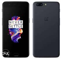 OnePlus 5 [128GB ROM+8GB RAM]16MP+20MP Rear Dual Cam,NEW Free delivery