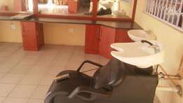 Furnished Salon for Rental - Nobody