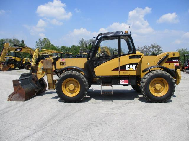 Caterpillar Th 360 B - 2005