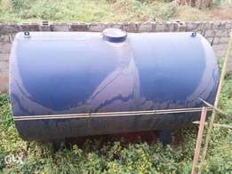 Never used 5mm thickness 15000litres tank in perfect condition