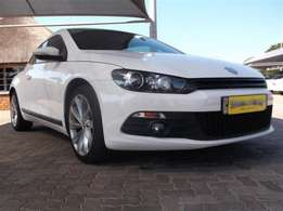2014 VW SCIROCCO 1.4 TSI Highline