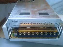 Power supply 12vlts 30amps