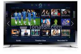 Make Home Nice With SAMSUNG 40'' FHD SMART WIFI t2 LED TV with mount