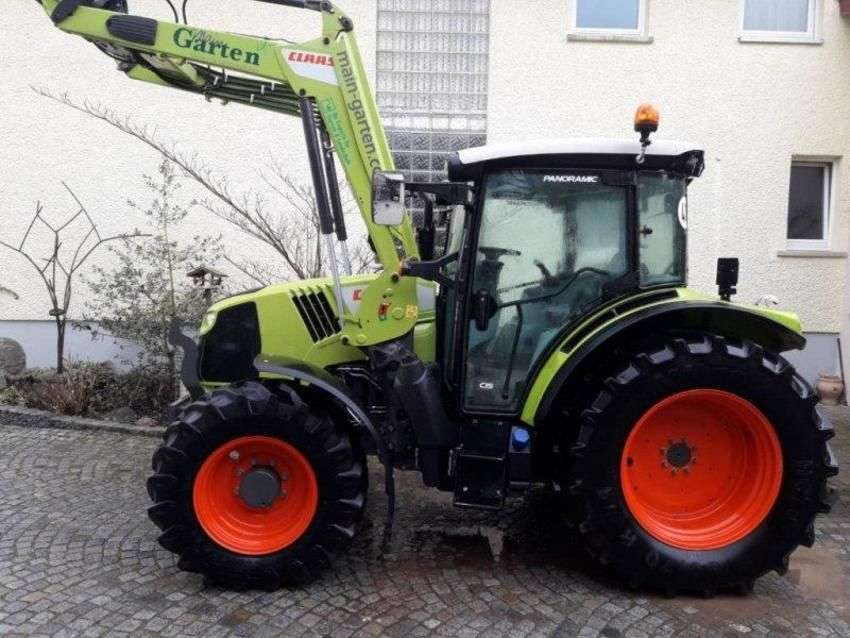 Claas arion 420 - 2017 - image 2