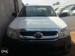 Clean Company Used Toyota Hilux Truck