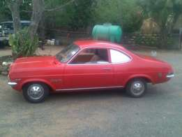 Chev firenza 2door coupe for sale