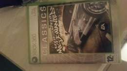 Xbox 360 nfs most wanted