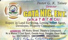 are you in need or land or house,contact us we give u the best servic