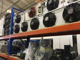 Cold Rooms and Freezer rooms by Exclusive refrigeration