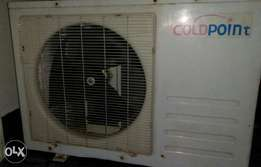Slightly Used 2horsepower Airconditioner outdoor unit only For Sale